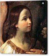 Angel Of The Annunciation Acrylic Print