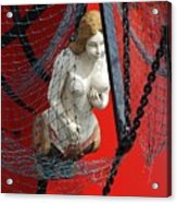 Angel Of The Seas Acrylic Print