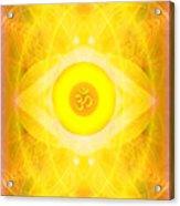 Angel Of The Sun Acrylic Print
