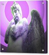 Angel Of Youth No. 02 Acrylic Print
