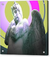 Angel Of Youth No. 03 Acrylic Print
