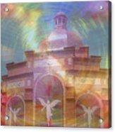 Angel Sanctuary Acrylic Print