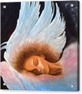 Angelic Dream  Acrylic Print