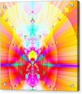 Angelic Hierarchy Acrylic Print by Thomas Smith