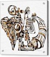 Angelic Tube 3636 Acrylic Print