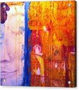 Angelic Warrior Acrylic Print