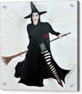 Angelica Houston Bewitched Acrylic Print