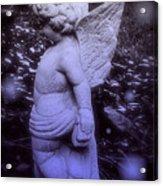 Angels And Fireflies Acrylic Print