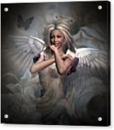 Angels Bliss Acrylic Print