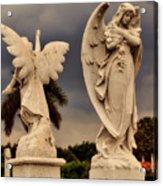 Angels In Havana Acrylic Print