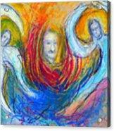 Angels Of Mercy Acrylic Print