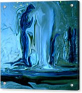 Angels Of The Evening Acrylic Print
