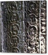 Angkor Layers Acrylic Print