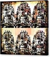 Angkor Warhol #1.2 Acrylic Print