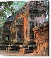 Angkor Wat Ruins - Siem Reap, Cambodia Acrylic Print