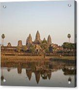 Angkor Wat Temple, Cambodia Acrylic Print