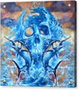 Angler Heat II Acrylic Print