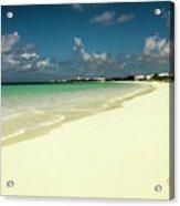 Anguilla - Beach  Acrylic Print