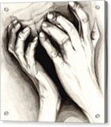 Anguish #2 Acrylic Print