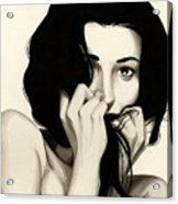 Anguish #9 Acrylic Print