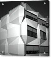 Angular Architecture Acrylic Print