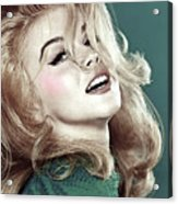 Ann Margret, Patio Diet Cola, Bye, Bye Birdie, Sterling Cooper Pryce, Mad Men Acrylic Print