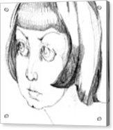Anna. 1999 Acrylic Print