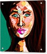 Anna Acrylic Print