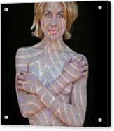 Anna Marie Acrylic Print