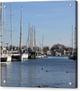 Annapolis - Harbor View Acrylic Print