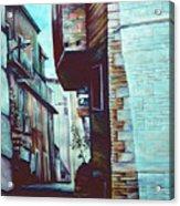 Anna's Street Acrylic Print