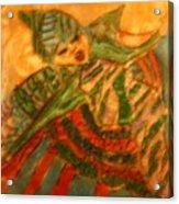 Anne - Tile Acrylic Print