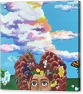 Anne Shirley Acrylic Print