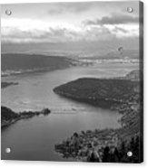 Annecy Lake Acrylic Print