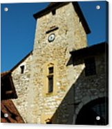 Annecy Tower Acrylic Print