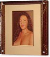 Annie 10-2 Acrylic Print