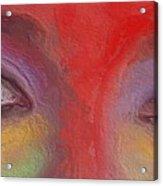 Annie S Eyes Acrylic Print