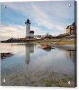 Annisquam Lighthouse Acrylic Print
