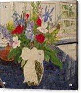 Anniversary Bouquet Acrylic Print