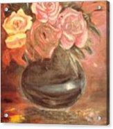 Anniversary Flowers Acrylic Print