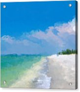 Another Beach Day Acrylic Print