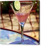 Another Cosmo Please Acrylic Print