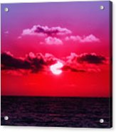 Another Day Another Sunset Acrylic Print