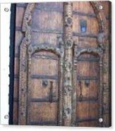 Another Door Acrylic Print