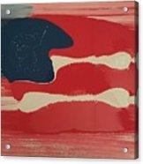 Another Flag Acrylic Print