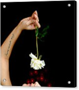 Another Flower Acrylic Print