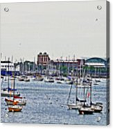 Another Harbor View Acrylic Print