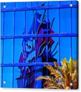 Another Rio Reflection Acrylic Print