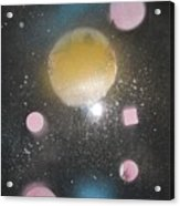 Another Unknown Galaxia Acrylic Print