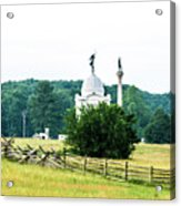 Another View Of The Pa Monument Acrylic Print